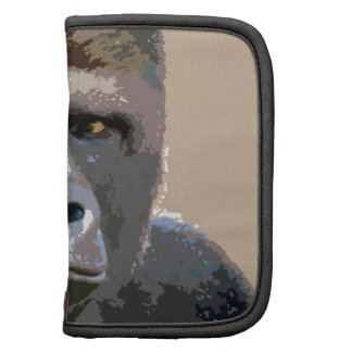 Gorilla Portrait Folio Planner