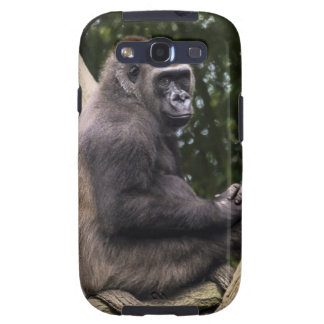 Gorilla Portrait Galaxy SIII Case