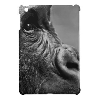 Gorilla Portrait iPad Mini Covers