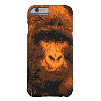 Gorilla Portrait iPhone 6 Case