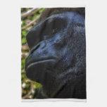 Gorilla Portrait Kitchen Towels