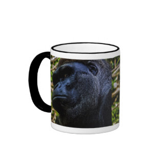 Gorilla Portrait Mug
