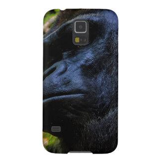 Gorilla Portrait Samsung Galaxy Nexus Cover