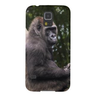 Gorilla Portrait Samsung Galaxy Nexus Covers