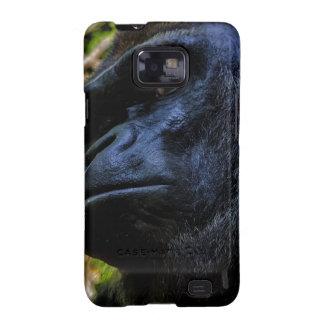 Gorilla Portrait Samsung Galaxy SII Cases