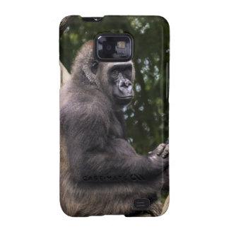 Gorilla Portrait Samsung Galaxy SII Covers