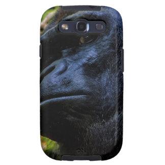 Gorilla Portrait Samsung Galaxy SIII Cases