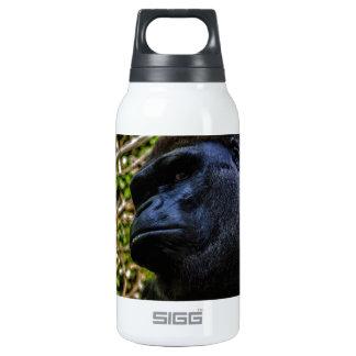 Gorilla Portrait Thermos Water Bottle