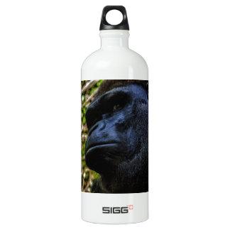 Gorilla Portrait Water Bottle