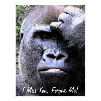 Gorilla_ Post Cards