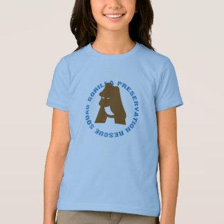 Gorilla Preservation Rescue Squad T-Shirt
