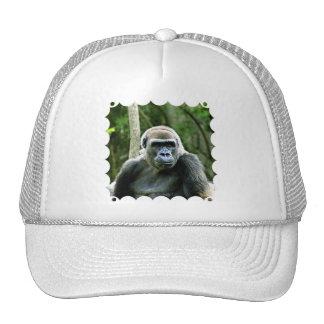 Gorilla Profile Baseball Hat