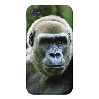 Gorilla Profile iPhone 4 Case