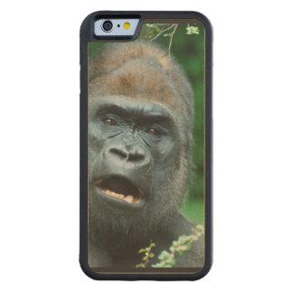Gorilla Shock Carved® Maple iPhone 6 Bumper Case