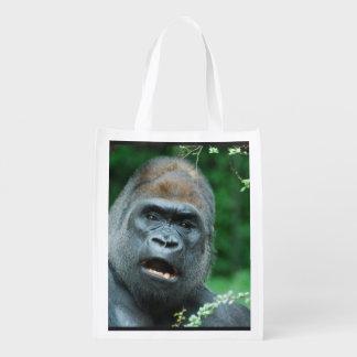 Gorilla Shock Reusable Grocery Bag