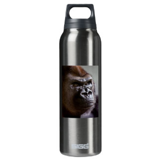 Gorilla Silverback the Boss Insulated Water Bottle