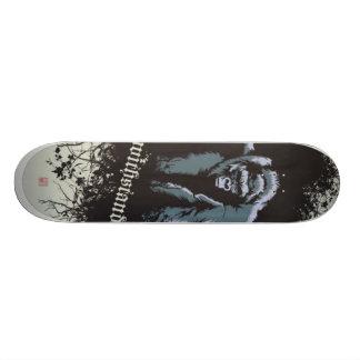 gorilla skateboard deck