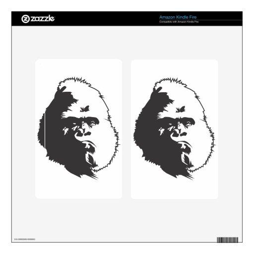 Gorilla Skins For Kindle Fire
