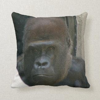 GORILLA STARE pillow