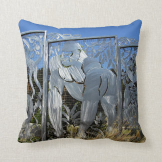 Gorilla Statue Pillows