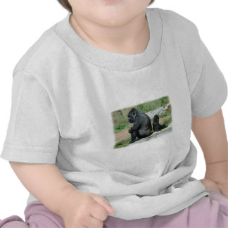 Gorilla Time Out Baby T-Shirt