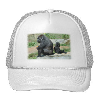 Gorilla Time Out Baseball Hat