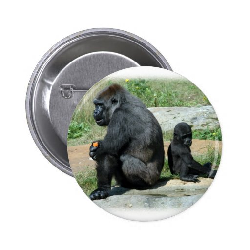 Gorilla Time Out Button