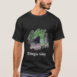 Gorilla, Tough Guy T-Shirt