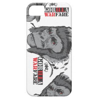 Gorilla Warfare Case iPhone 5 Cases