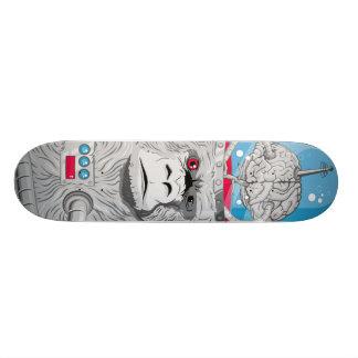 Gorilla Warfare Skateboard Deck