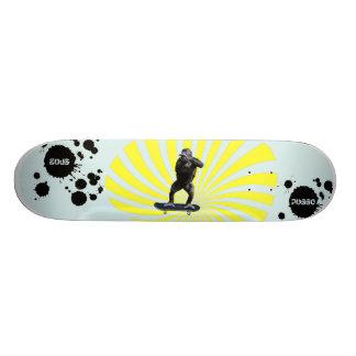 Gorilla Warp Skateboard Deck