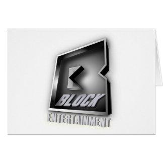 Gorilla Zoe Card - Block Enterprises Black