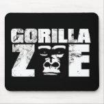Gorilla Zoe Mousepad - Logo