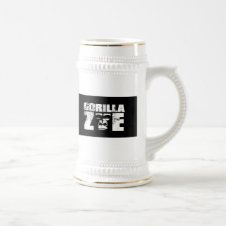 Gorilla Zoe Mug - Logo