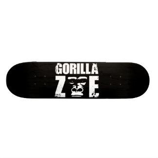 Gorilla Zoe Skate Deck