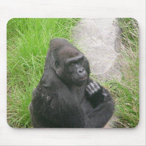 Gorillas 008 Mousepad