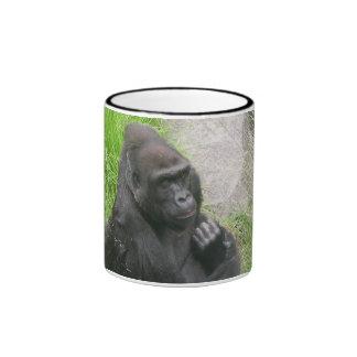 Gorillas 008 Mug