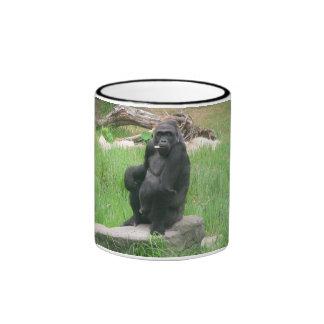 Gorillas 012 Mug