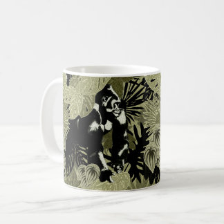 Gorillas In The Rain Forest #2 Coffee Mug