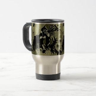 Gorillas In The Rain Forest #3 Travel Mug