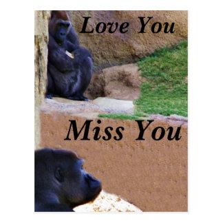 Gorillas_ Postcards
