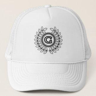 """GorillaTimeMachine """"G"""" Gear Trucker Hat"""