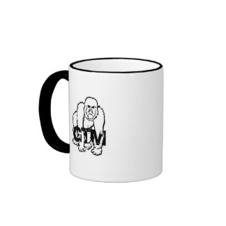 GorillaTimeMachine Mug!