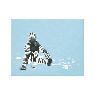 Gorillebra Canvas Print