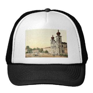 Gorizia, la catedral, Istria, cla de Austro-Hungrí Gorras De Camionero