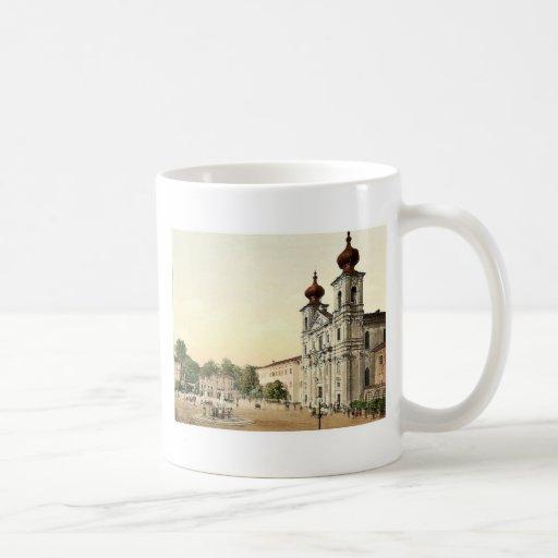Gorizia, the cathedral, Istria, Austro-Hungary cla Mugs