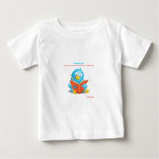 Gorjeo 101: Regalos de la ropa de la cita del amor Playera Para Bebé
