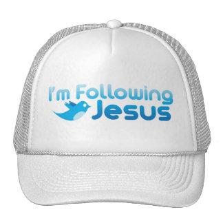 Gorjeo yo estoy siguiendo Jesucristo Gorro