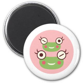 Gorl Frog Refrigerator Magnets