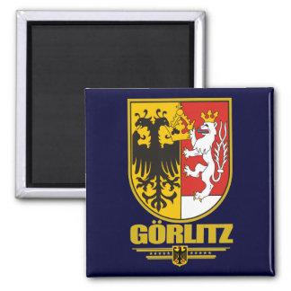 Gorlitz 2 Inch Square Magnet